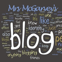 Mrs McGarvey's blog